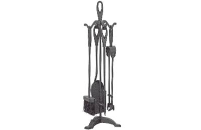Orion Companion Set Black From Jones Home Hardware