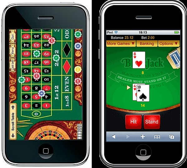 mobile online casino gaming seite