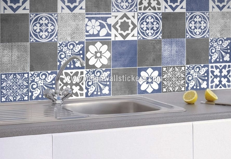 Tile Wall Decals - Elitflat