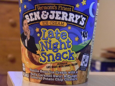 Late Night Snack Ice Cream