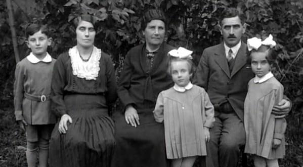 Stephen Fry's ancestors