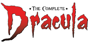 The Complete Dracula logo