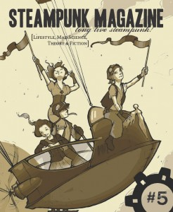 SteamPunk Magazine #5