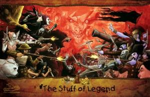 Stuff of Legend