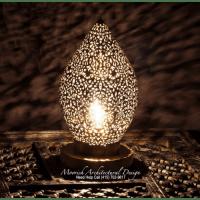 Modern Lamps   Moroccan Filigree Lamp   Luxury Hotel Lamps
