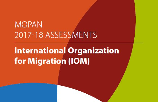 MOPAN Multilateral Organization Performance Assessment Network