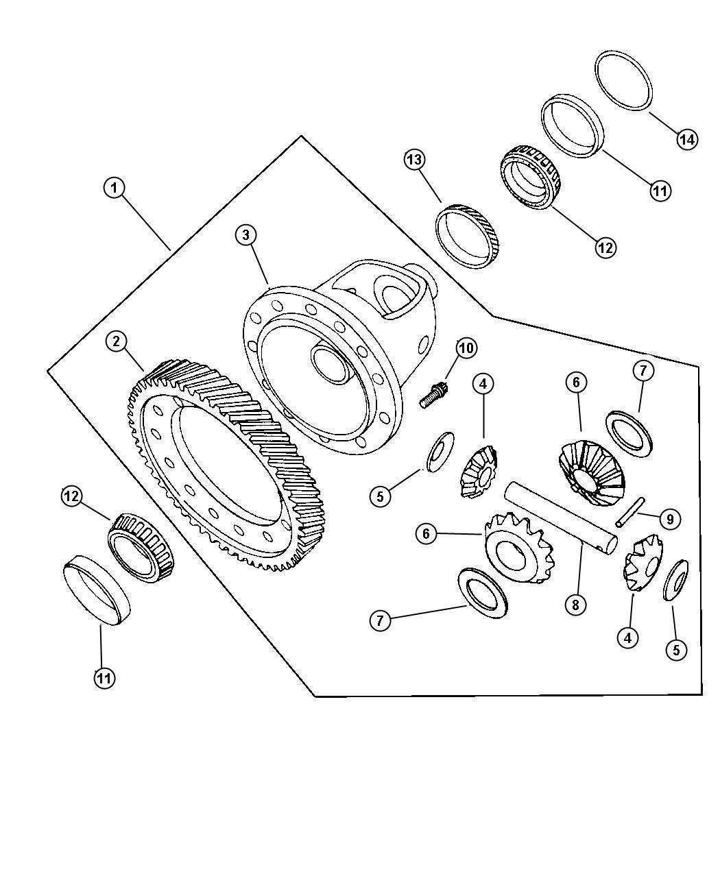 1997 avenger engine diagram