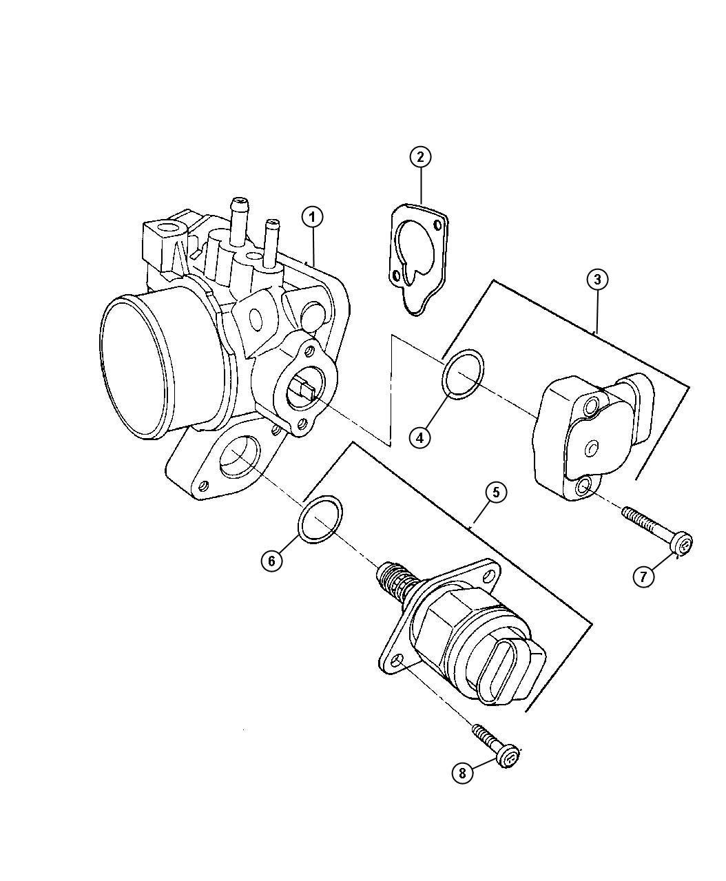 ohv v6 engine diagram