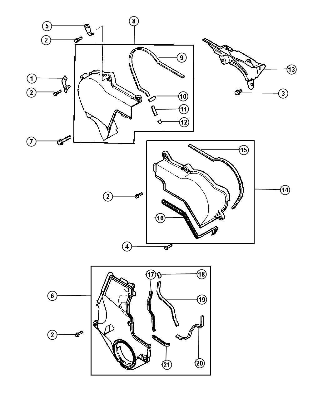 2005 dodge stratus sxt engine diagram