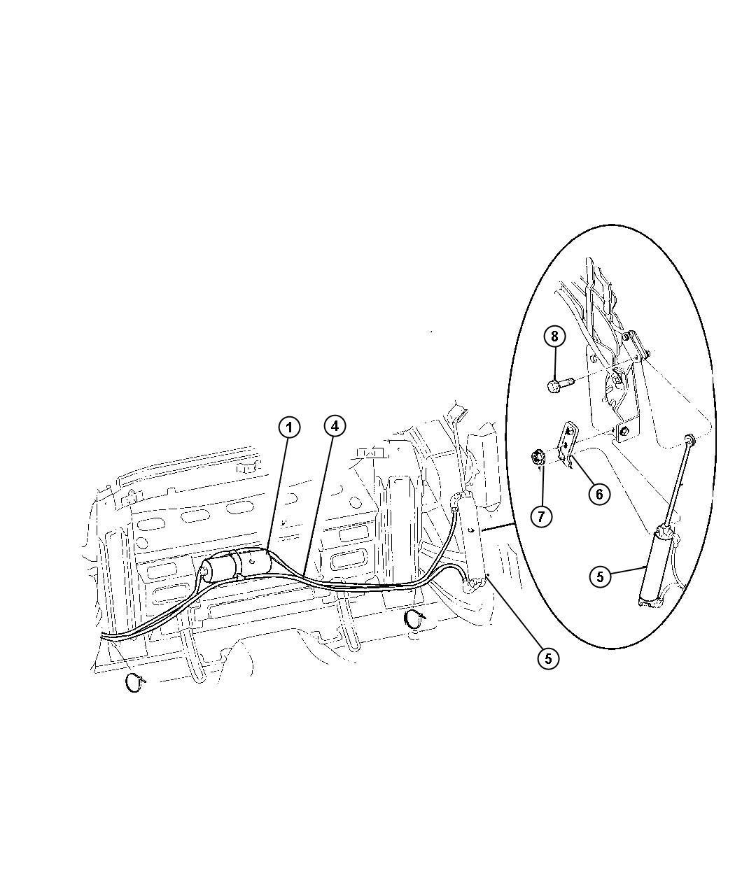 2004 chrysler sebring motor diagram