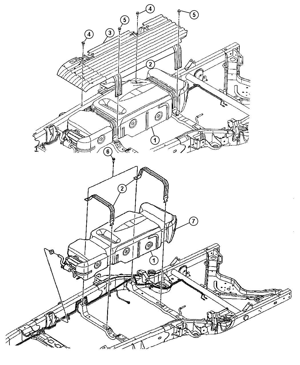 4.7 magnum engine diagram