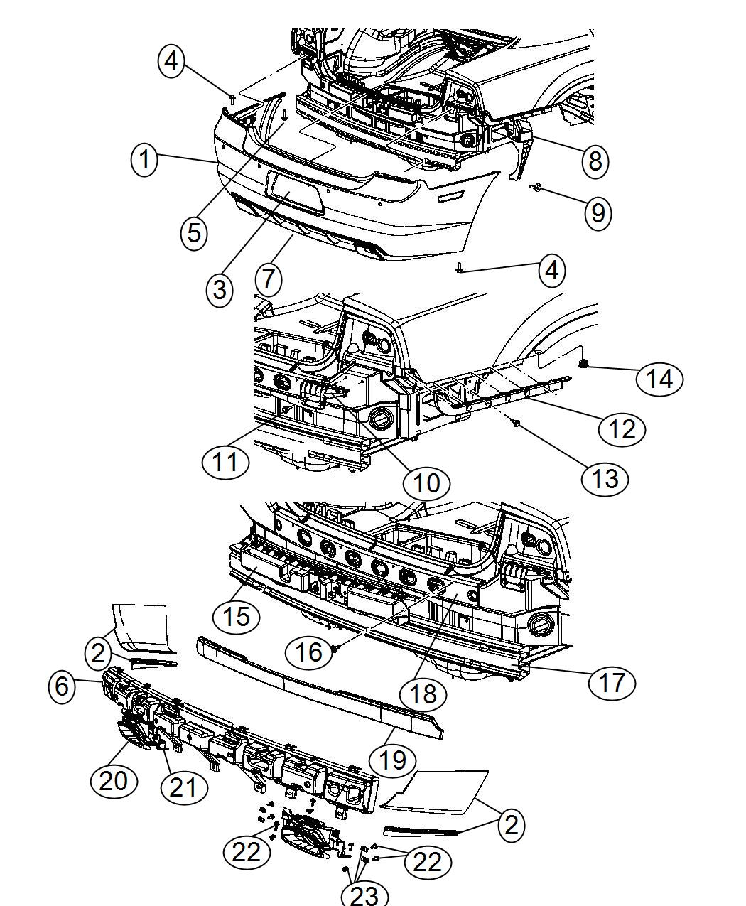 dodge charger fuel filter location