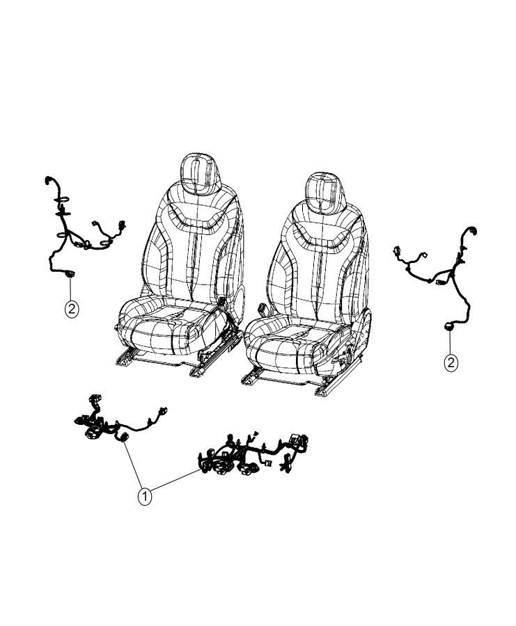 2014 dodge ram power seat wiring diagram