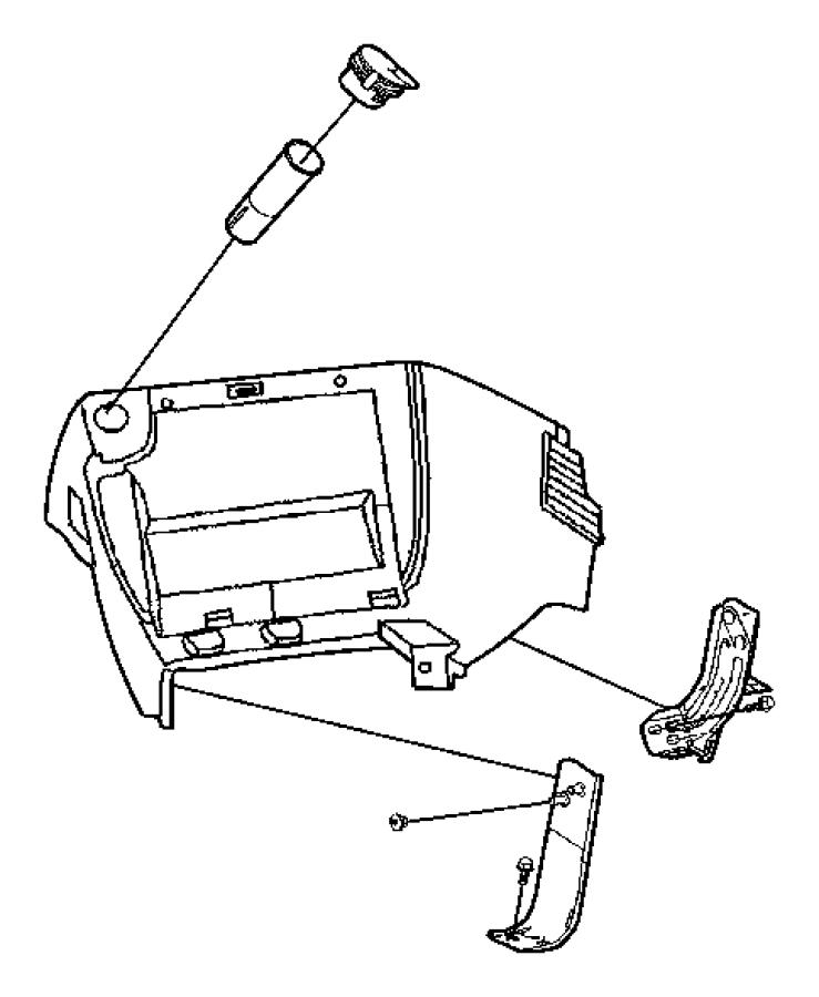 1995 dodge ram 2500 fuse box