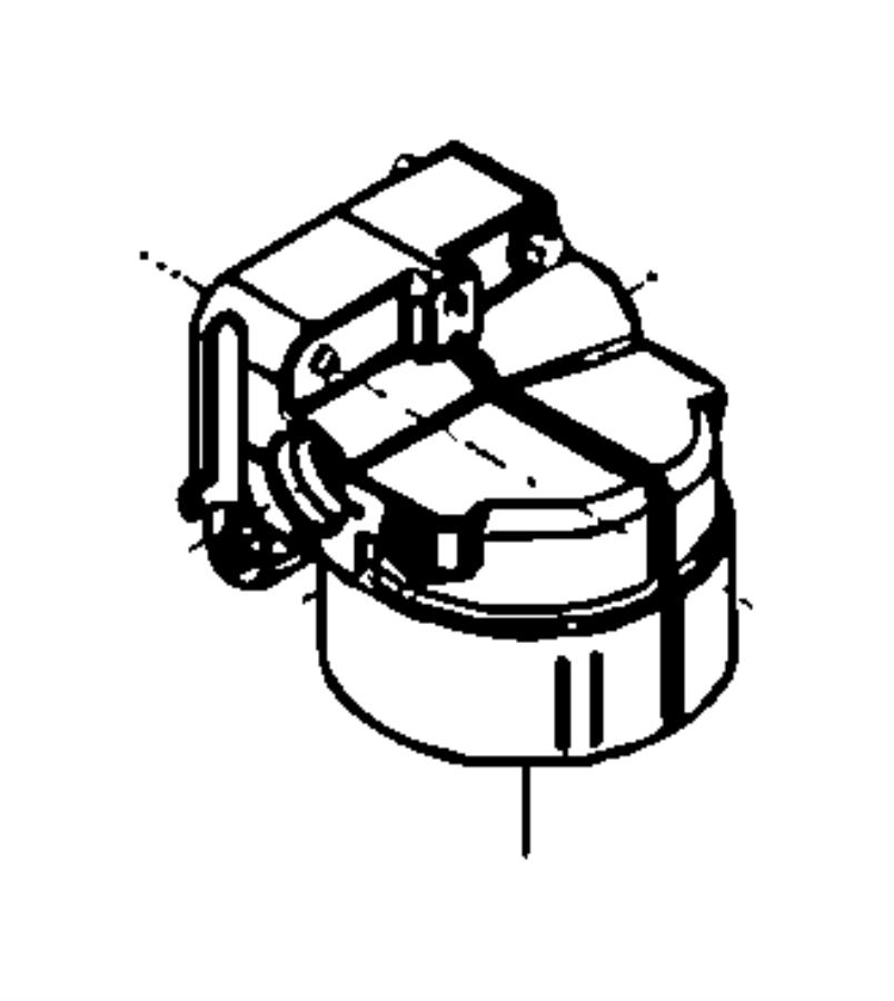 dodge ram 50 fuel filter