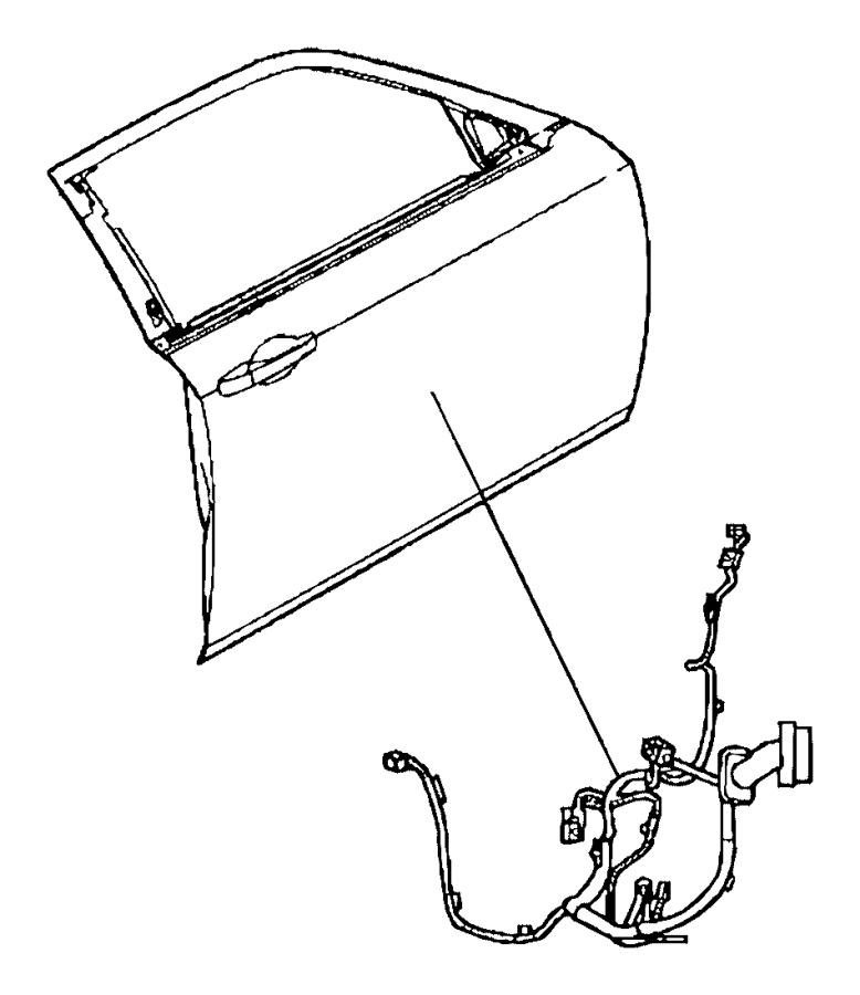 door wiring diagram for 2007 chrysler 300