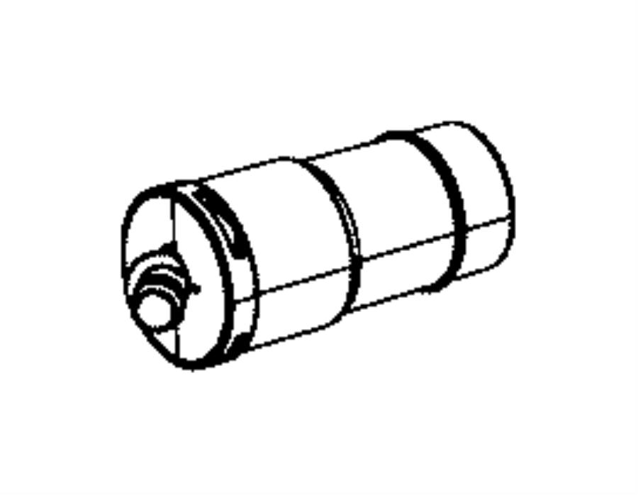 2013 jeep wrangler fuel filter