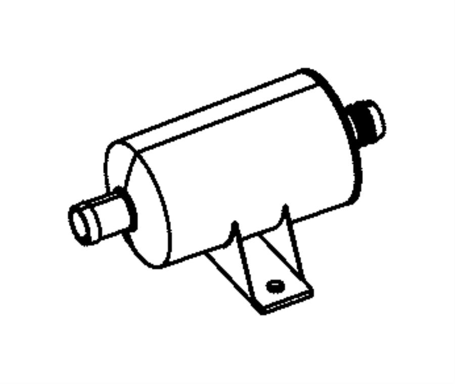 2014 ram 2500 fuel filter