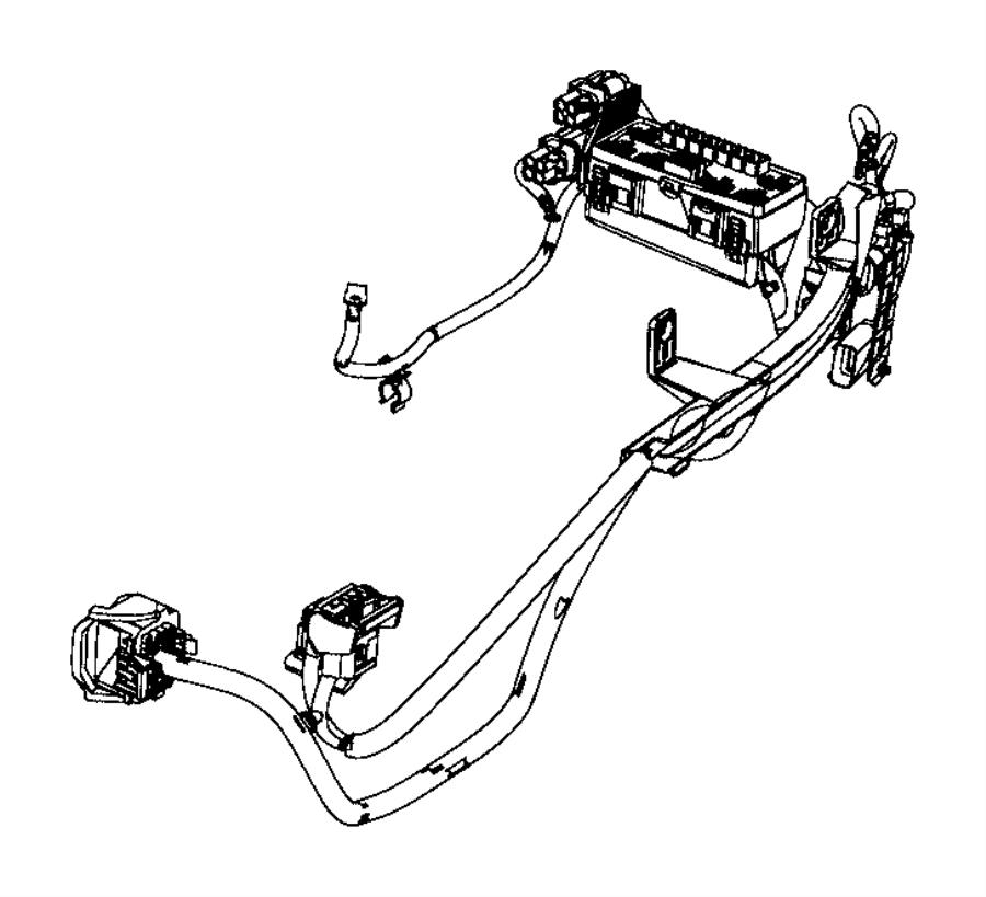2015 ram 2500 wiring diagram pdc