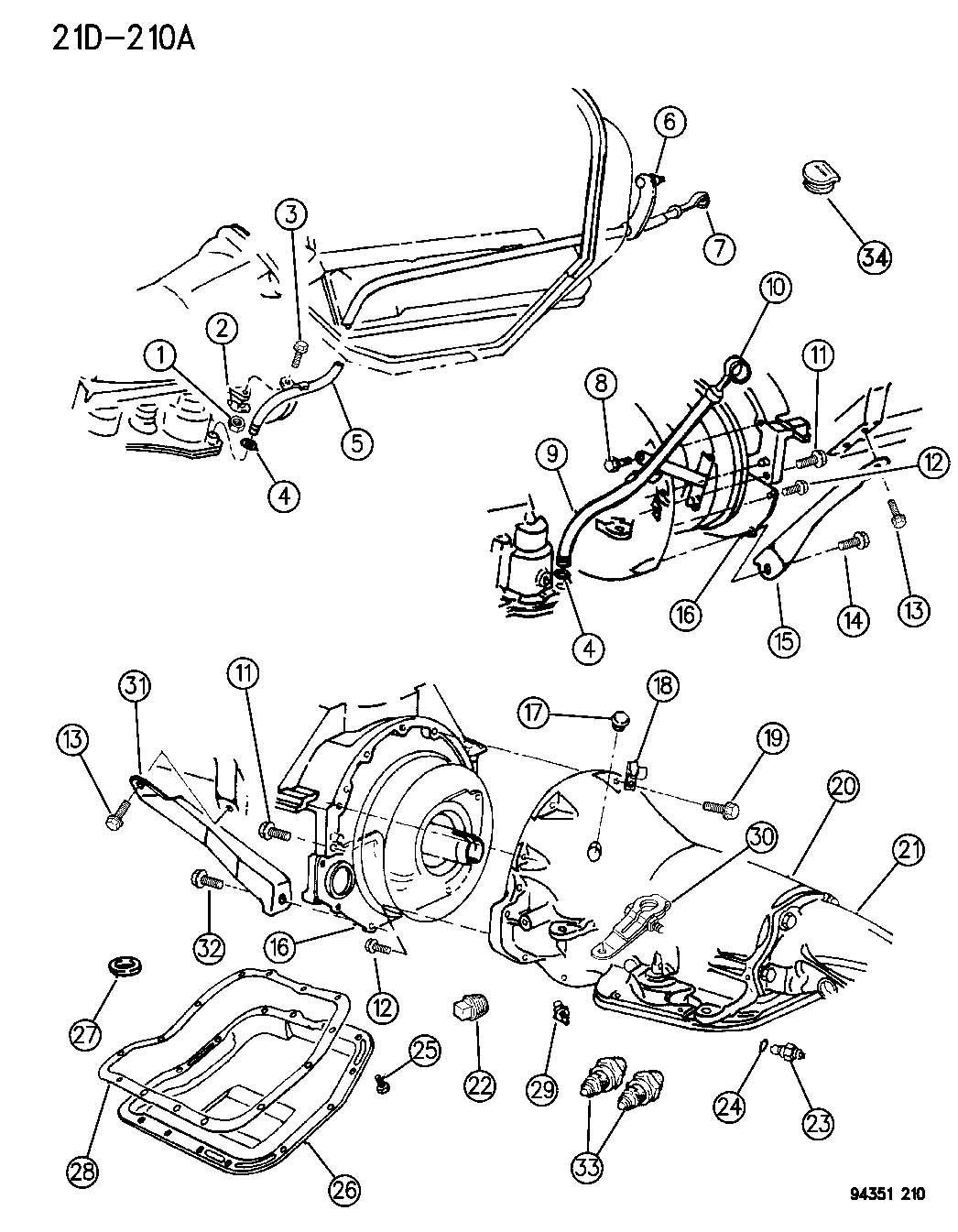 2005 Dodge Ram 48re Transmission Wiring Diagram Valve Auto