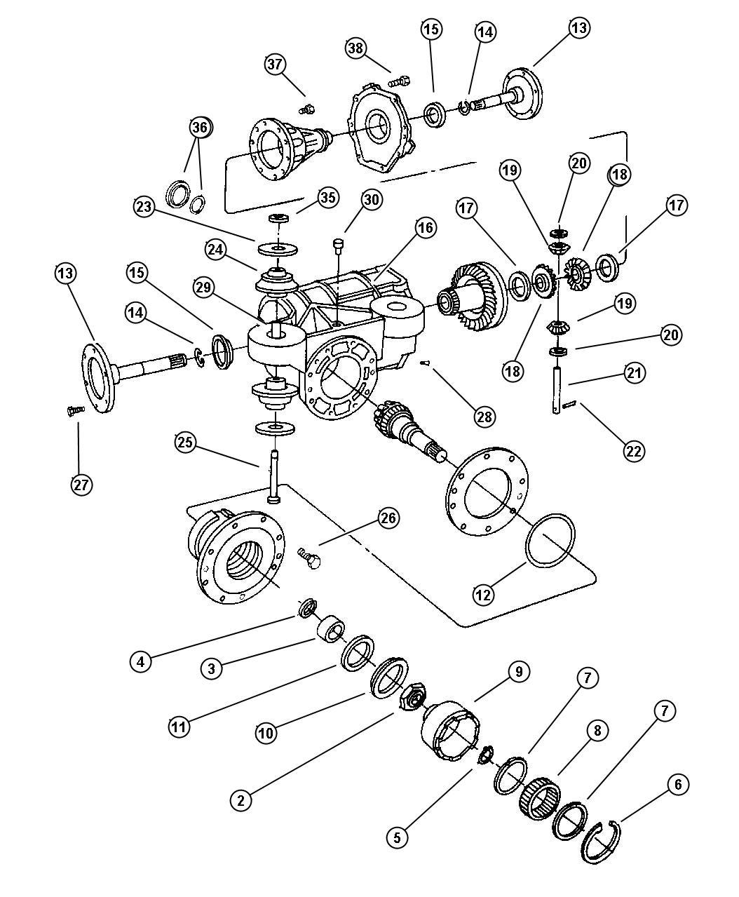 2006 chrysler 300 radiator cooling fan diagram image details
