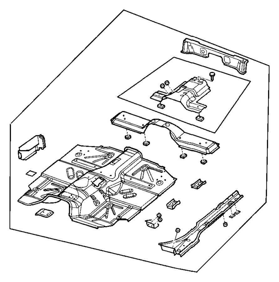 1997 jeep wrangler floor pans