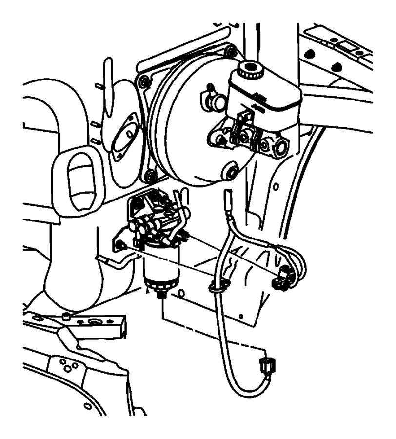 mopar fuel filter p n05183410aa