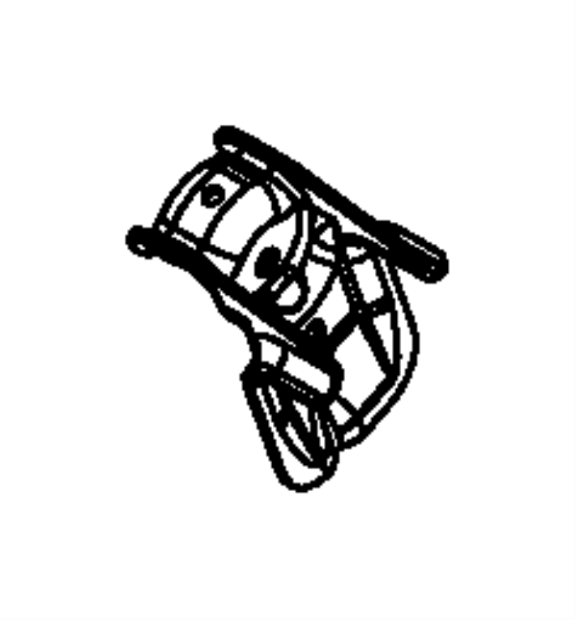 97 wrangler radio del Schaltplan