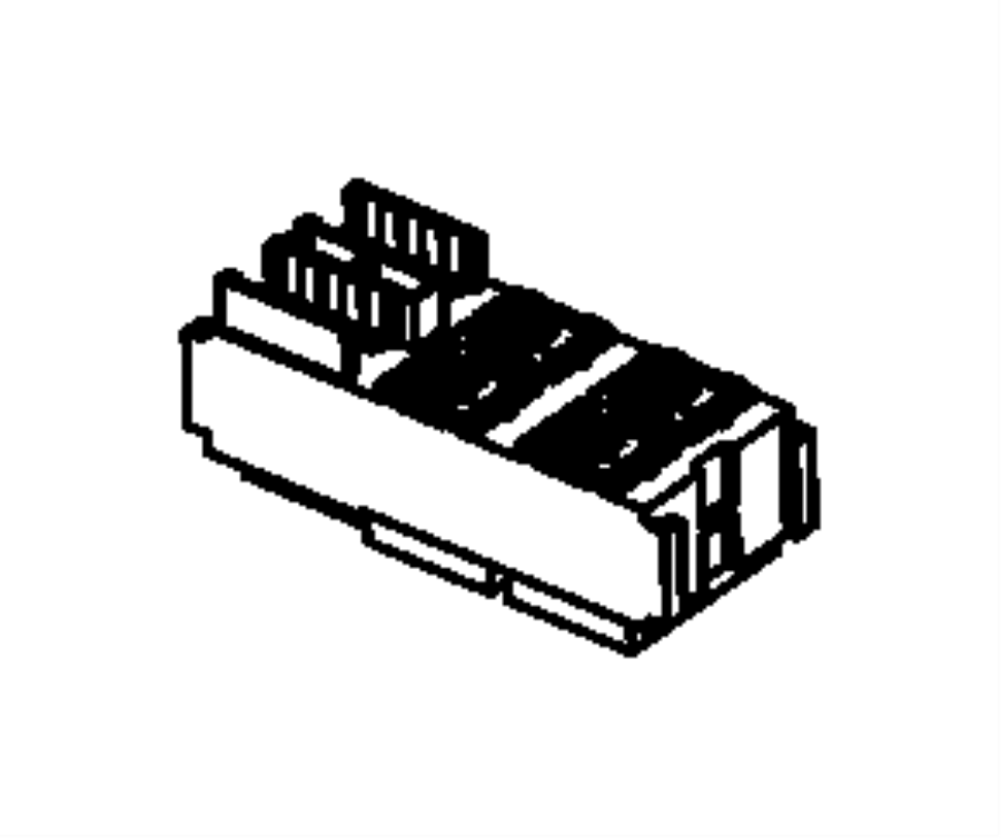 maxi fuse block holder