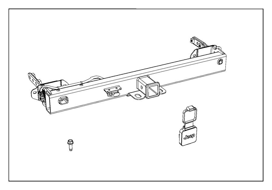 jeep hitch wiring kit