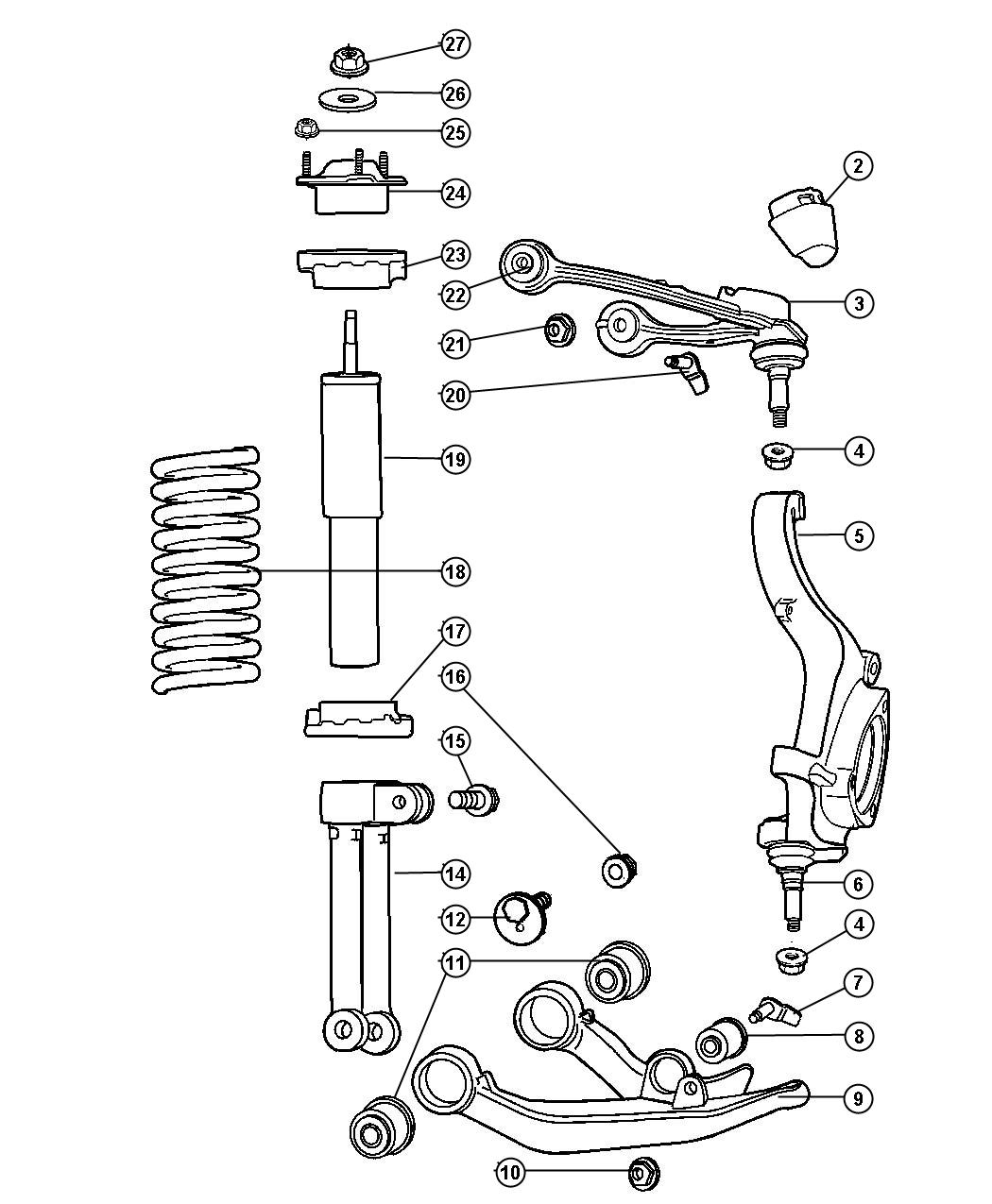 2003 jeep liberty trailer wiring kit