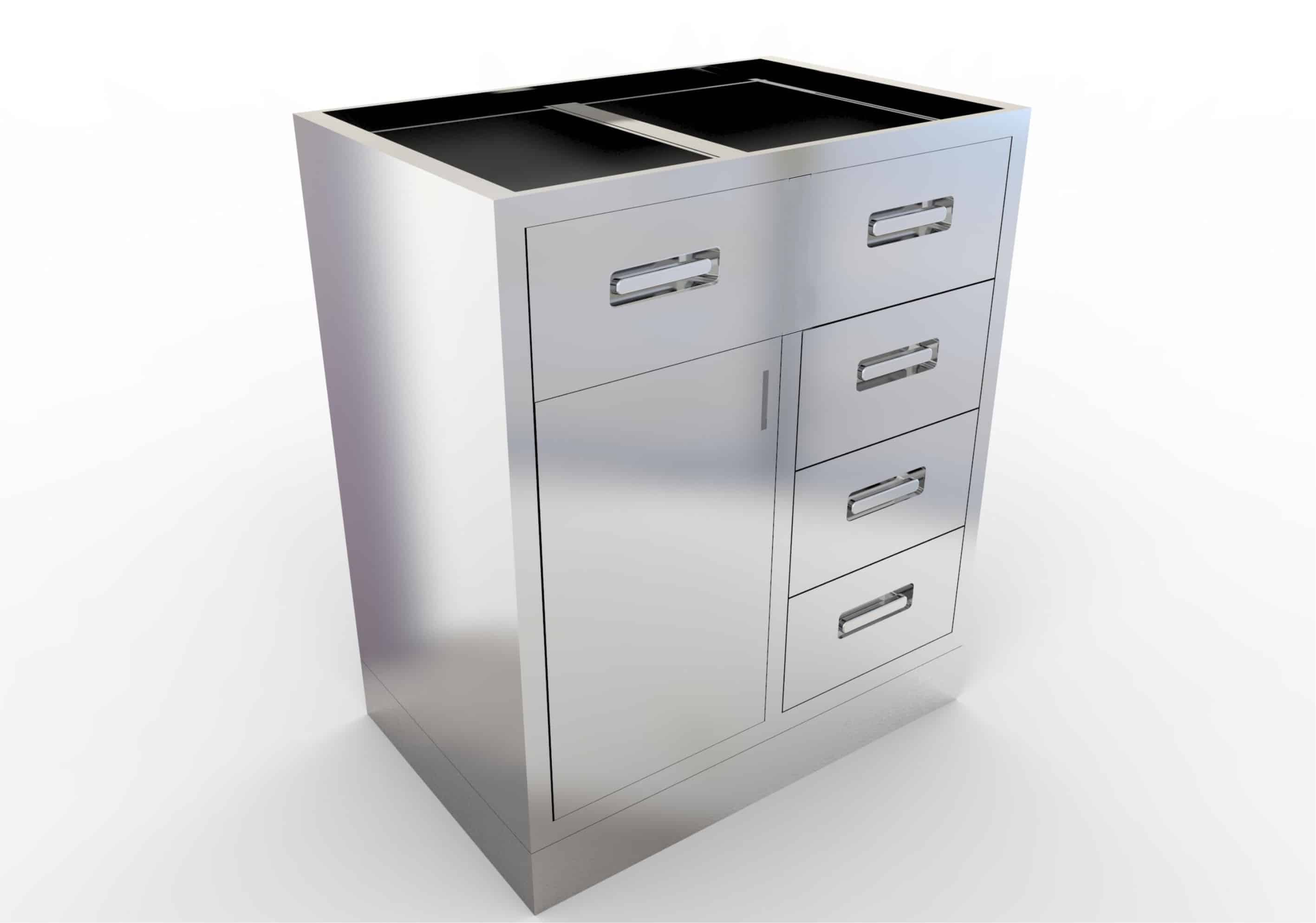 SaveEnlarge · How To Build Frameless Base Cabinets