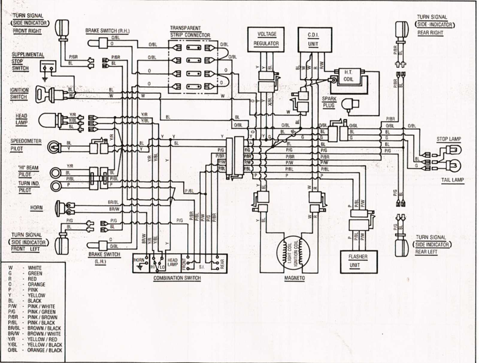 yamaha exciter 220 wiring diagram