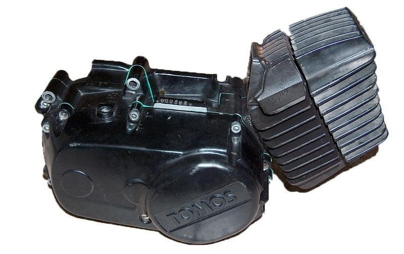Tomos Moped Technical and Tuning