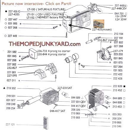 Tomos Wiring Diagram - Wiring Diagrams Clicks