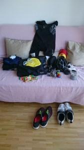 Erlangen Vorbereitungen