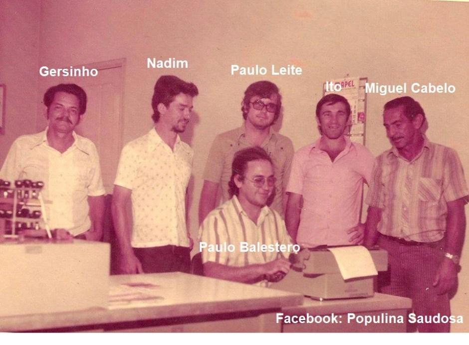 Funcionários Prefeitura