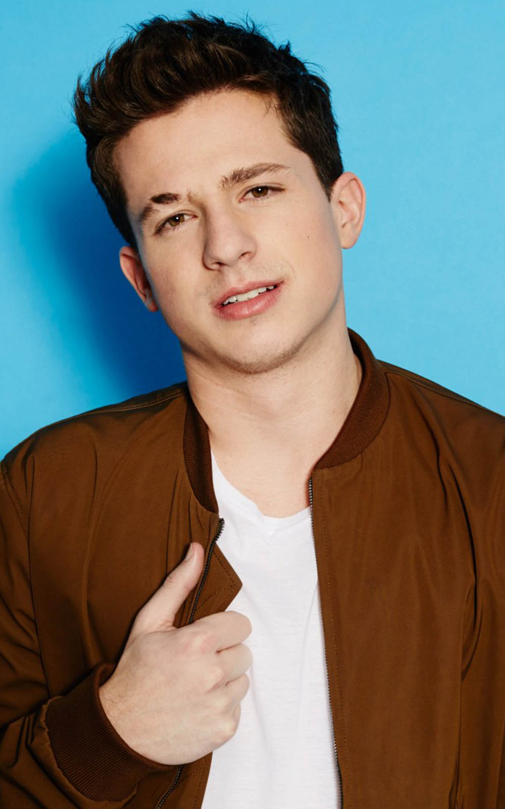 Cute Love Quotes Mobile Wallpapers Charlie Puth 2017 Download Free Pure 4k Ultra Hd Mobile