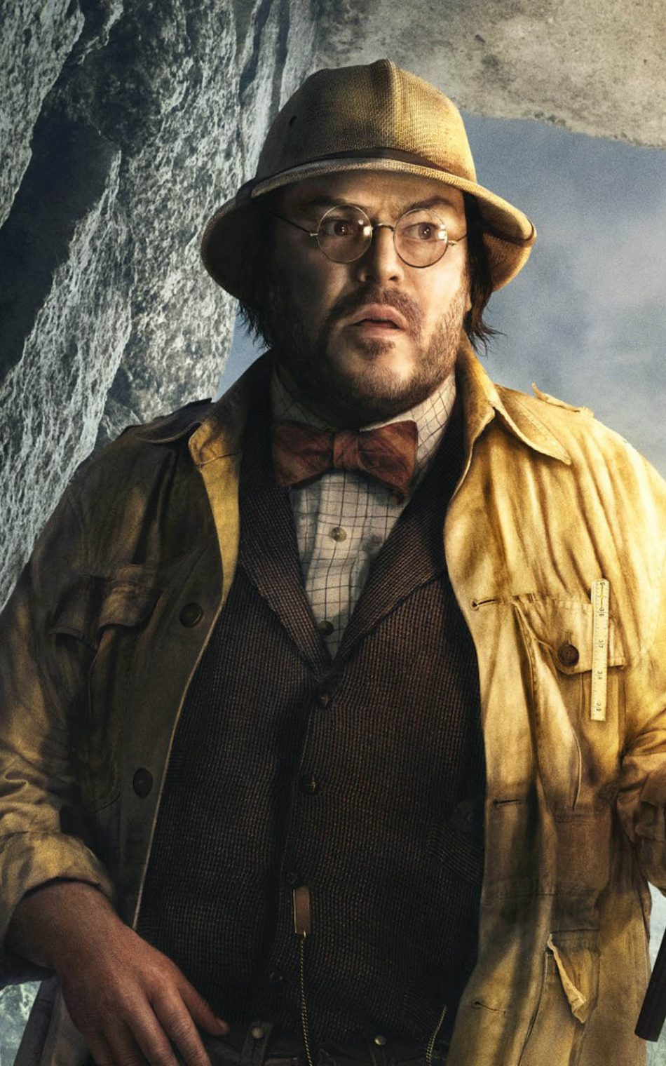 4k Anime Girl Wallpaper For Phones Download Jack Black In Jumanji Welcome To The Jungle Free