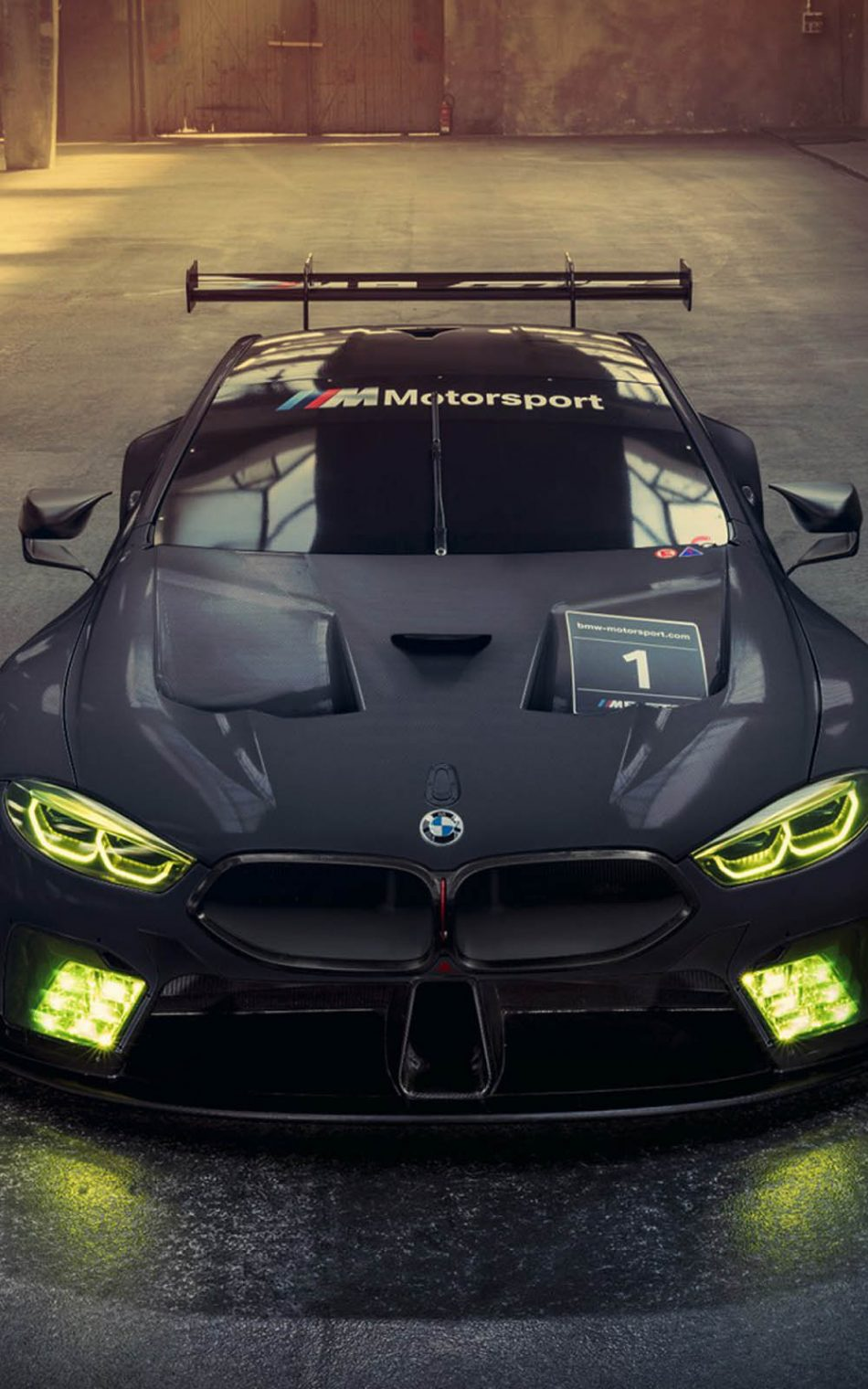 Vintage Car Wallpaper For Android Download Bmw M8 Gte Green Light Free Pure 4k Ultra Hd