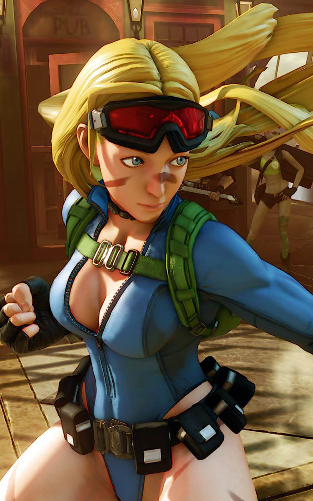 Wallpapers Girls Gamer Download Cammy Street Fighter 5 Hero Free Pure 4k Ultra Hd