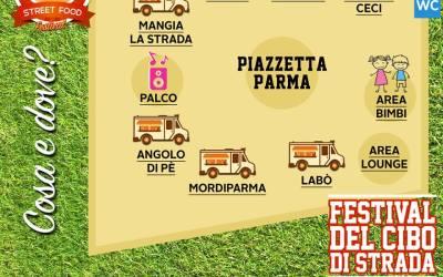 Parma street food festival 29-30 aprile e 1° maggio 2017