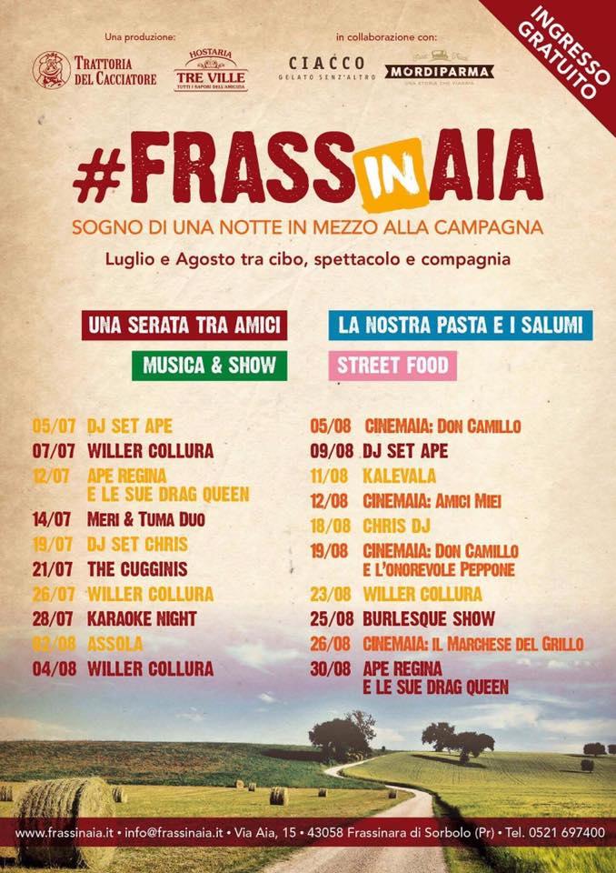 #frassinaia2017