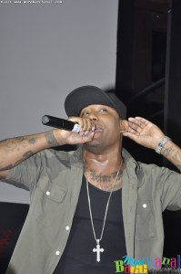 New York hip-hop star Maino performs at St. Maarten/St. Martin's Tantra nightclub and entertainment spot! Check out More Bacchanal for it all!
