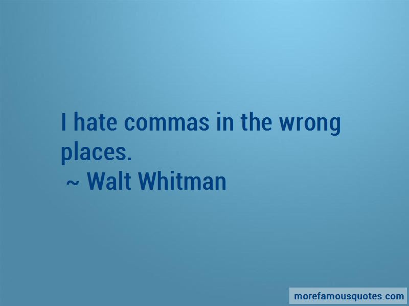 Quotes About Commas top 84 Commas quotes from famous authors