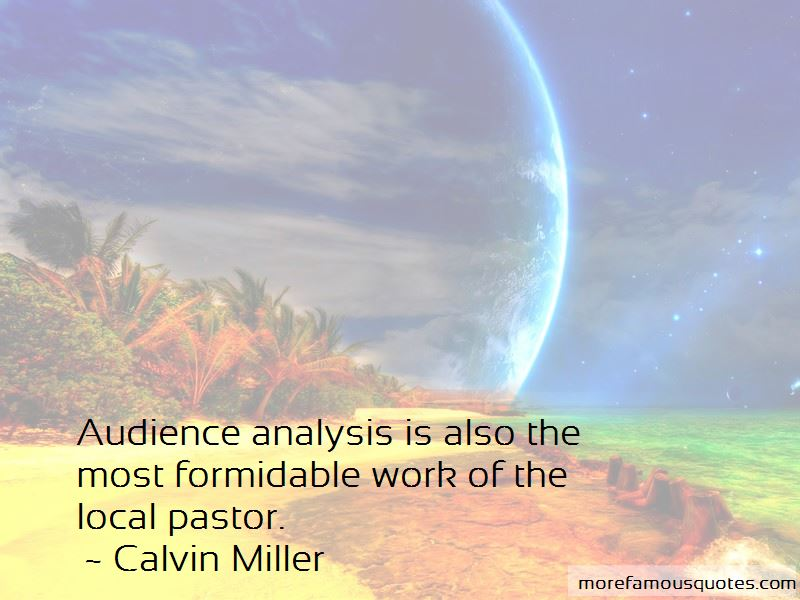 Quotes About Audience Analysis top 7 Audience Analysis quotes from