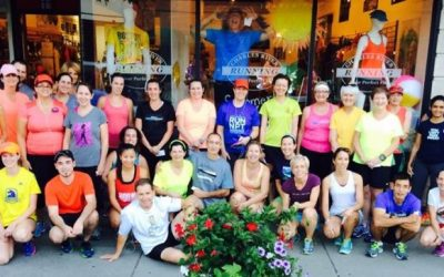 Charles River Running, Store of the Month