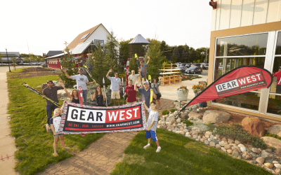 Gear West Ski and Run, Store of the Month