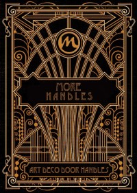 More Handles Blog - Art Deco Door Handles at More Handles
