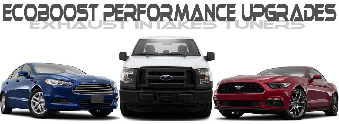 Ford Ecoboost Performance Tunes, Tuners, Parts and Accessories MPT